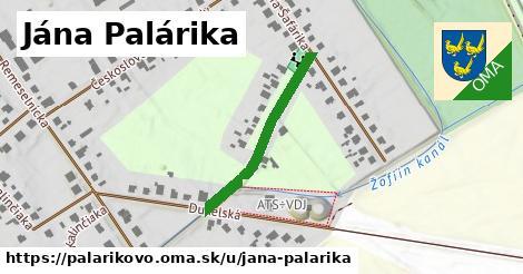 ilustrácia k Jána Palárika, Palárikovo - 278m