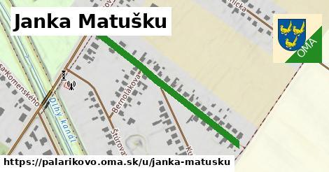 ilustrácia k Janka Matušku, Palárikovo - 439m
