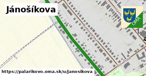 ilustrácia k Jánošíkova, Palárikovo - 517m