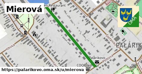 ilustrácia k Mierová, Palárikovo - 406m