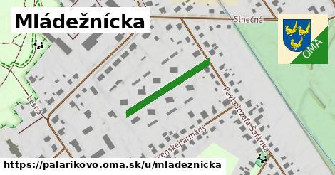 ilustrácia k Mládežnícka, Palárikovo - 221m