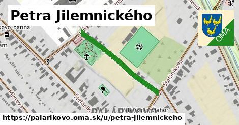 ilustrácia k Petra Jilemnického, Palárikovo - 310m