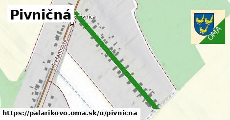 ilustrácia k Pivničná, Palárikovo - 412m