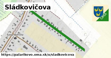 ilustrácia k Sládkovičova, Palárikovo - 484m