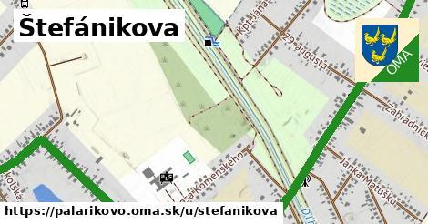 ilustrácia k Štefánikova, Palárikovo - 3,9km