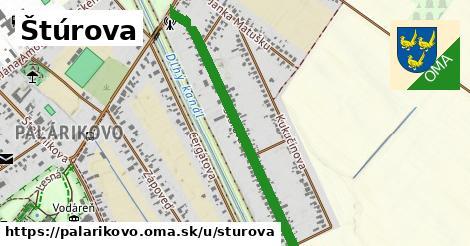 ilustrácia k Štúrova, Palárikovo - 544m