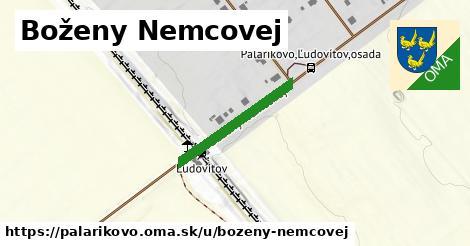 ilustrácia k Boženy Nemcovej, Palárikovo - 1,18km