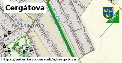 ilustrácia k Cergátová, Palárikovo - 0,81km