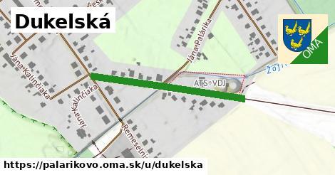Dukelská, Palárikovo