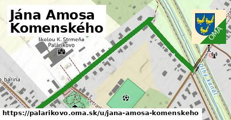 ilustrácia k Jána Amosa Komenského, Palárikovo - 0,71km