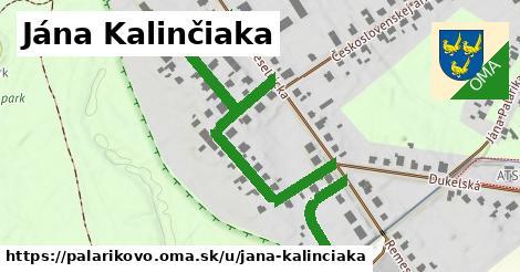 ilustrácia k Jána Kalinčiaka, Palárikovo - 664m
