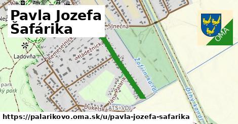 ilustrácia k Pavla Jozefa Šafárika, Palárikovo - 556m