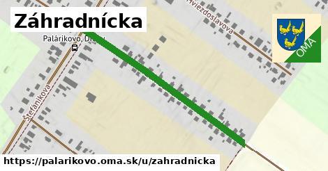 ilustrácia k Záhradnícka, Palárikovo - 463m