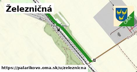ilustrácia k Železničná, Palárikovo - 0,75km