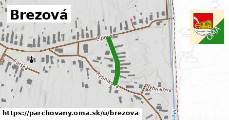 ilustrácia k Brezová, Parchovany - 160m