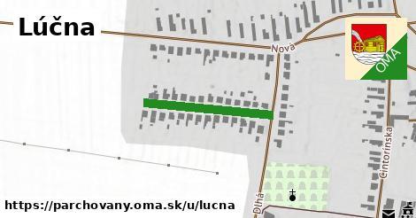 ilustrácia k Lúčna, Parchovany - 230m