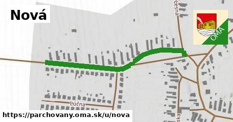 ilustrácia k Nová, Parchovany - 458m