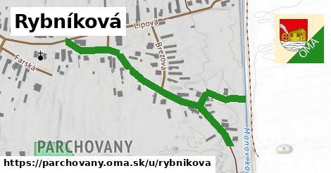 ilustrácia k Rybníková, Parchovany - 461m
