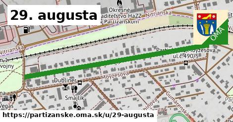 ilustrácia k 29. augusta, Partizánske - 599m