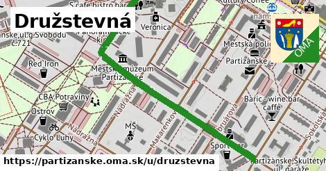 ilustrácia k Družstevná, Partizánske - 603m