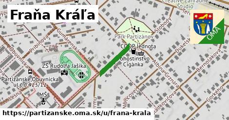 ilustrácia k Fraňa Kráľa, Partizánske - 131m