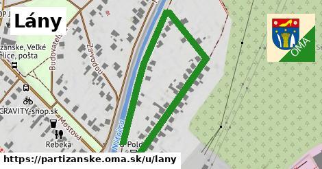 ilustrácia k Lány, Partizánske - 0,79km