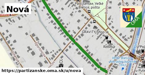 ilustrácia k Nová, Partizánske - 520m