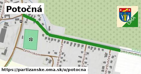 ilustrácia k Potočná, Partizánske - 558m