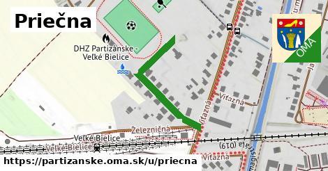 ilustrácia k Priečna, Partizánske - 182m