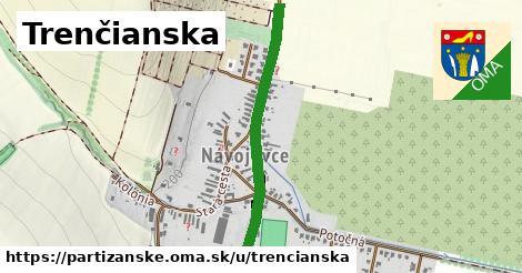 ilustrácia k Trenčianska, Partizánske - 0,77km