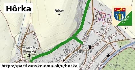 ilustrácia k Hôrka, Partizánske - 1,22km