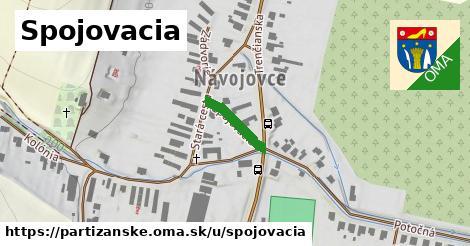 ilustrácia k Spojovacia, Partizánske - 124m
