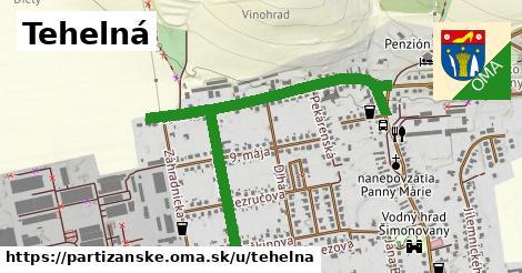 ilustrácia k Tehelná, Partizánske - 1,34km