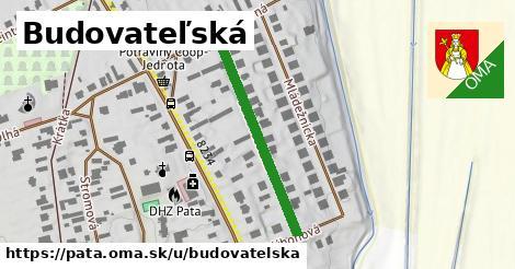 ilustrácia k Budovateľská, Pata - 316m