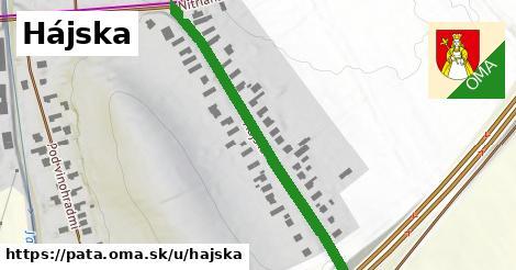ilustrácia k Hájska, Pata - 441m