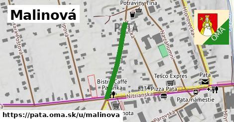 ilustrácia k Malinová, Pata - 257m