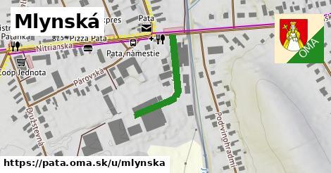 ilustrácia k Mlynská, Pata - 214m