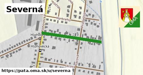 ilustrácia k Severná, Pata - 315m