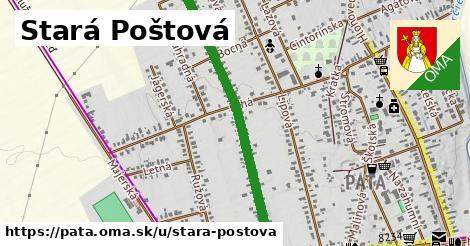 ilustrácia k Stará Poštová, Pata - 0,91km