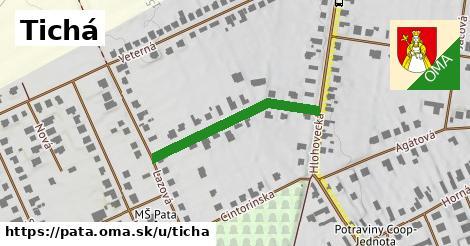 ilustrácia k Tichá, Pata - 288m