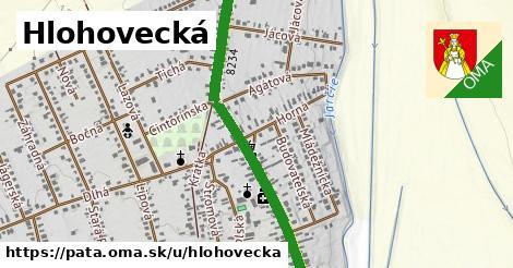 ilustrácia k Hlohovecká, Pata - 1,34km
