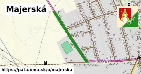 ilustrácia k Majerská, Pata - 631m