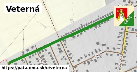 ilustrácia k Veterná, Pata - 0,72km