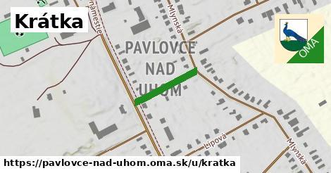 ilustrácia k Krátka, Pavlovce nad Uhom - 158m