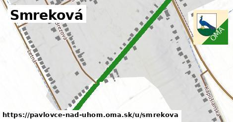 ilustrácia k Smreková, Pavlovce nad Uhom - 542m