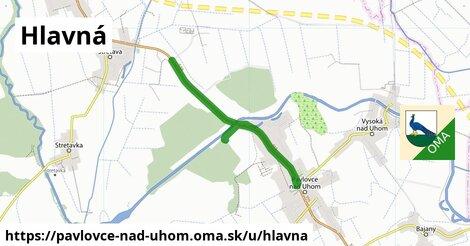 ilustrácia k Hlavná, Pavlovce nad Uhom - 2,8km