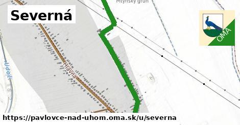 ilustrácia k Severná, Pavlovce nad Uhom - 1,12km