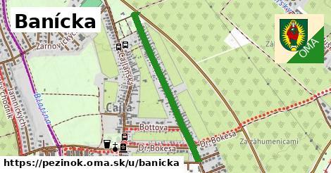 ilustrácia k Banícka, Pezinok - 669m