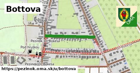 ilustrácia k Bottova, Pezinok - 266m