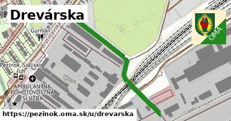 ilustrácia k Drevárska, Pezinok - 469m